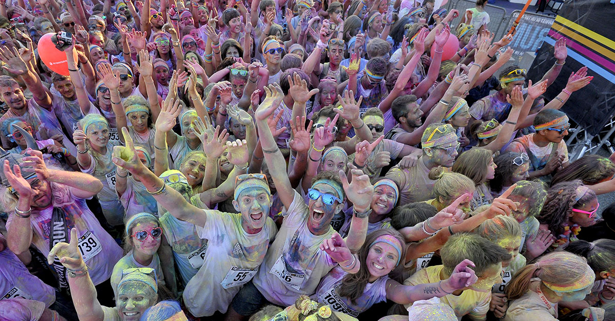 The Color Run Rimini